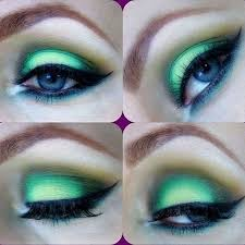 100 best eyeshadow green images on make up hair