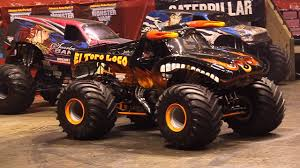 all monster jam trucks el toro loco monster truck awesome links u0026 information
