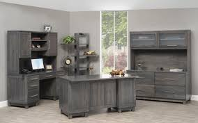 kitchen office furniture grey or gray on amish furniture by countryside