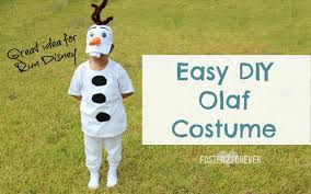 Olaf Costume 12 Homemade Halloween Costumes My Diy Disney Frozen Olaf Costume