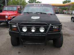 Lifted Dodge Dakota Truck - just bought a 1990 dodge dakota 4x4 dodgeforum com
