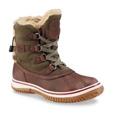 pajar s winter boots canada pajar s iceland green brown waterproof winter boot
