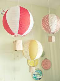 paper lantern air balloons the joyeful journey fly away