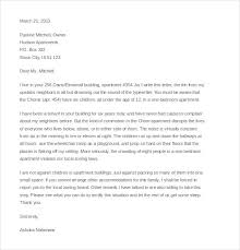 10 noise complaint letter templates u2013 free sample example