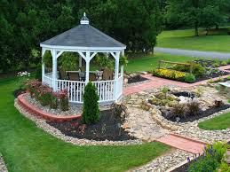 outdoor structures amish country gazebos