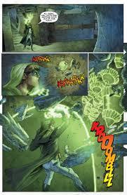 Dc Comics Map Preview Green Lantern Annual 4 Comic Vine