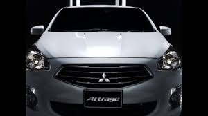 kereta mitsubishi attrage new attrage youtube