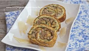 recettes cuisine simple cuisine du ramadan roulé salé recette le ramadan ramadan et