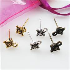 earring studs with loop compare prices on stud with loop earrings online shopping buy low