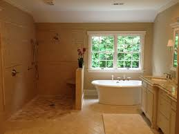 Deluxe Wheelchair Accessible Ada Shower Home Revision Level Entry Showers Curbless Showers Walk In
