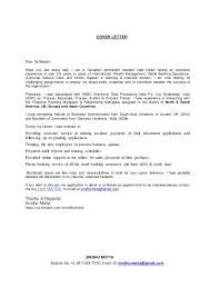 cover letter auditor sindhu metta cover letter u0026 resume