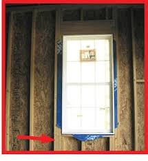 window framing advanced framing minimal framing at doors and windows building