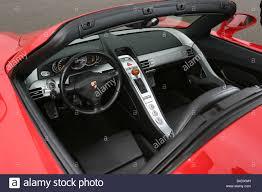 porsche red interior car porsche carrera gt roadster model year 2003 coupe coupe