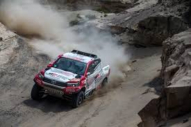 dakar rally 2018 u2013 cars drivers and latest news