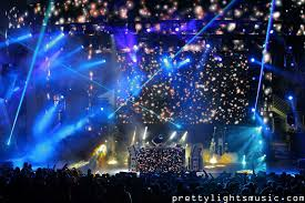 Pretty Lights Music Amazing Photos Of Pretty Lights At Ultra Music Festival Blog