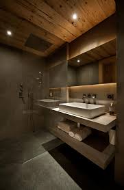 soft textures and clean lines chalet gstaad in the swiss alps