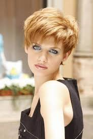 beautiful women hairstyle with sideburns long pixie haircut straight pixie haircuts with straight bangs