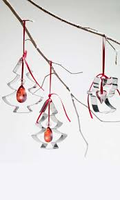 jewelry design ornaments with swarovski crystal pendants and