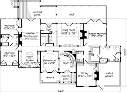 floor plans southern living whitfield hector eduardo contreras southern living house plans
