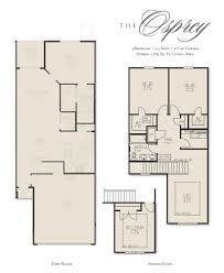 v a floor plan the osprey dream finders homes