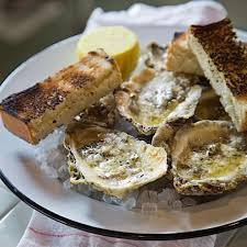 leon u0027s masters fine dining u2014 and char grilled oysters u2014 in a