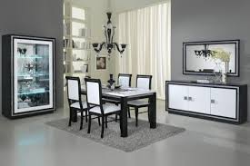 Meuble Salle A Manger Blanc Laque by Indogate Com Salle A Manger Complete Blanc Laque But