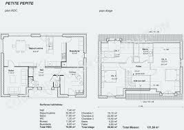 plans maison plain pied 4 chambres plan maison plain pied 4 chambres avec suite parentale unique plans