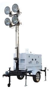 hertz light tower rental construction light tower generator construction light tower