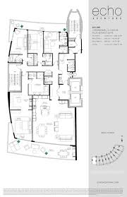 Oceana Key Biscayne Floor Plans by Echo Aventura Luxury Living Miami