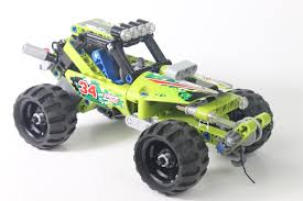 lego technic car lego technic pull back desert racer 42027 brick radar