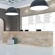Designer Reception Desks Craftwand Reception Desk Design Reception Desks From