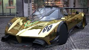 minecraft sports car pagani zonda r gold cuándo no es