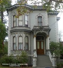italianate style house italianate in alameda photo by kennedy
