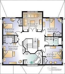 plan de maison 5 chambres plan maison tage avec 5 chambres ooreka de a etage newsindo co