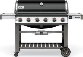 weber genesis ii e610 black natural gas grill snows home and garden