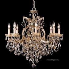 Making Chandeliers 106 Best Maria Theresa Chandeliers Images On Pinterest Crystal