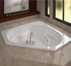 corner tub bathroom designs bathroom corner tub with glass wall tiles two decorative
