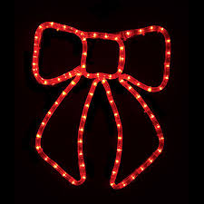 lighted bows