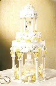 cake pillars wedding cake columns food photos