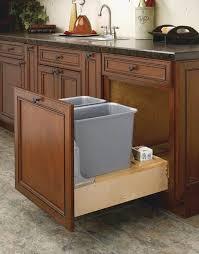 poubelle cuisine de porte système de poubelle accessoires de cuisine valence cuisine