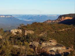 Rugged Landscape Photo Of Blue Mountains National Park Free Australian Stock Images