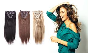 dollie hair extensions 100 human remy hair extensions groupon goods
