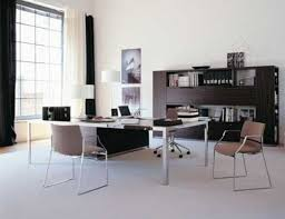 Modern Home Office Furniture Collections Black Glass Exevcutive Office Furniture Mtc Home Design