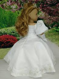 american doll maryellen as enchanted princess giselle wedding