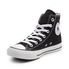 converse chuck taylor all star hi sneaker black 398564