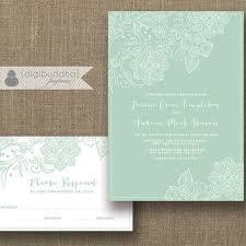 mint wedding invitations mint wedding invitation best mint wedding invitations products on