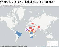 Where Is Venezuela On A Map Terrorism Is On The Rise U2013 But There U0027s A Bigger Threat We U0027re Not