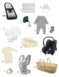 baby essentials the best gender neutral baby essentials babyccino kids daily tips