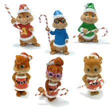 shop alvin and the chipmunks multicolored ornament lights at lowes