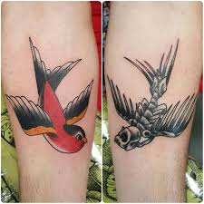 50 sparrow tattoo designs and meaning the wild tattoo 2018